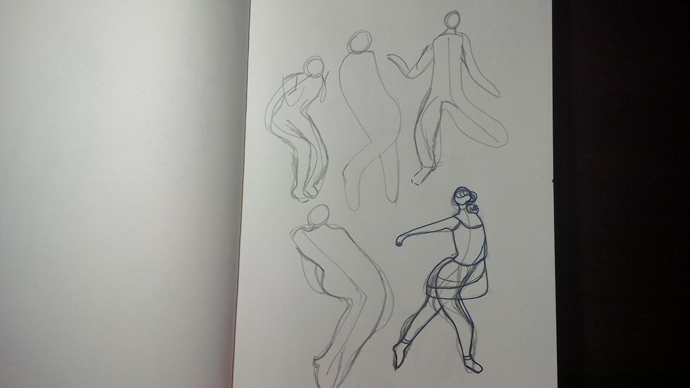 Girl Figure - image 2 - student project