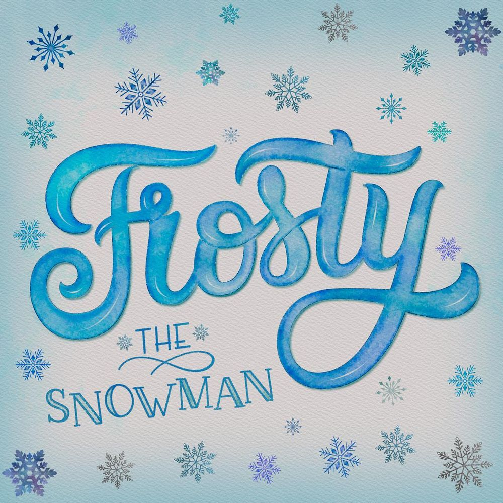Frosty the snowman - image 1 - student project