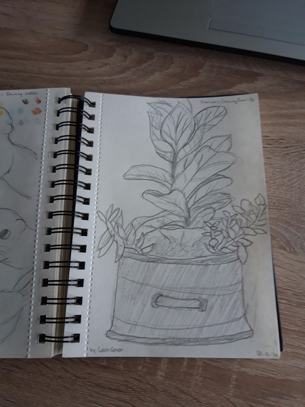 A sketchbook course - image 3 - student project