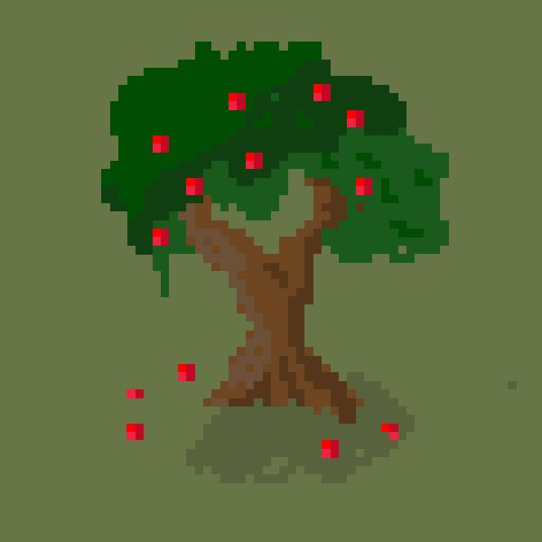 Pixel TREE - image 1 - student project
