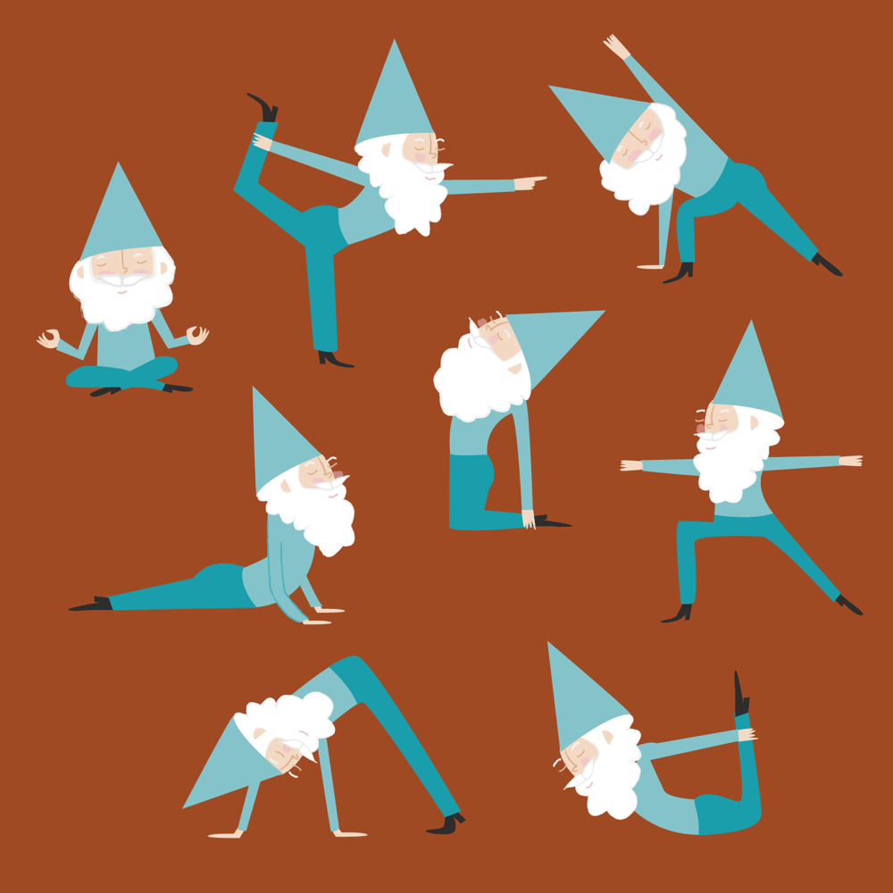 Gnomeaste Odd Bodies - image 3 - student project