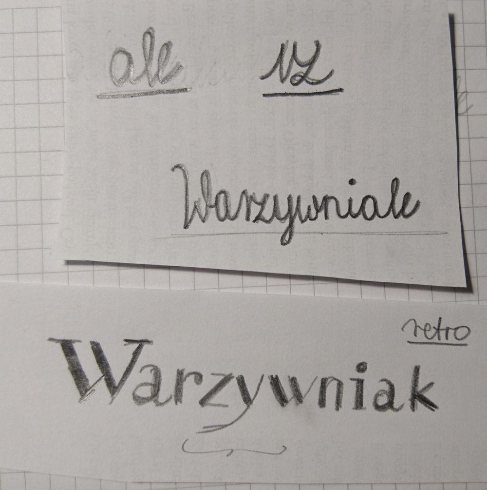 Warzywniak - image 3 - student project