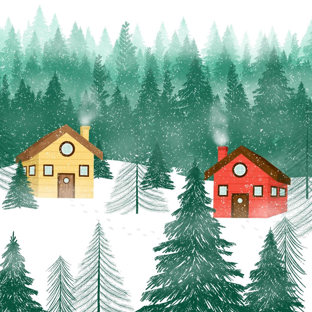 Wintery Things - image 3 - student project