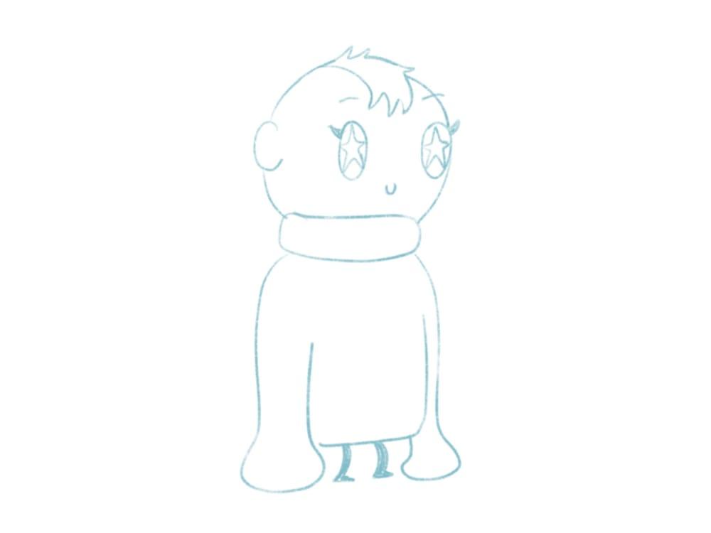 Potato kid - image 3 - student project