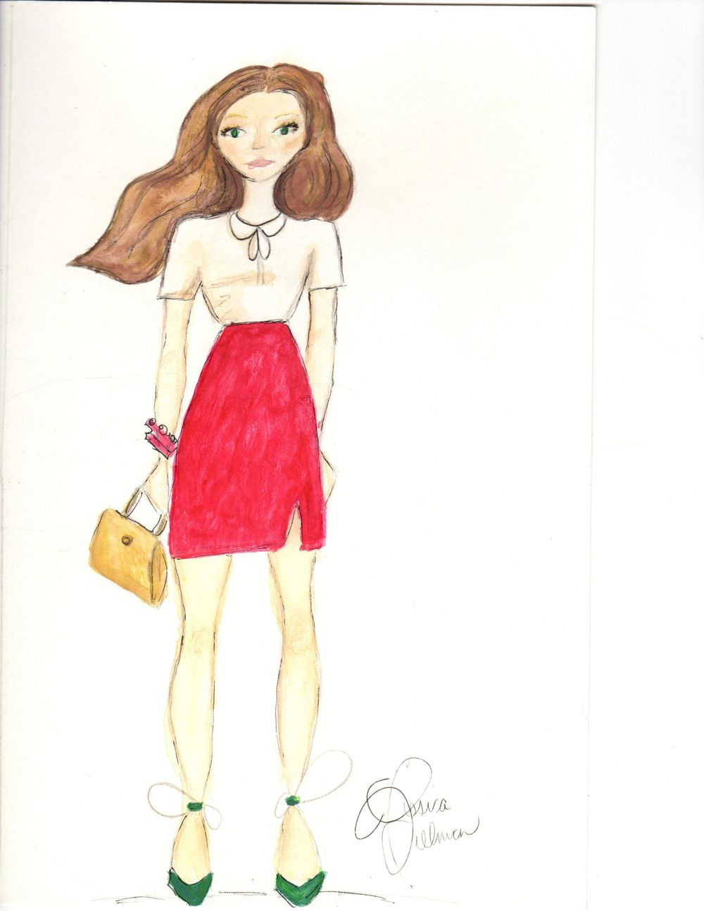 Fashion Illustration for Beginners  - image 1 - student project