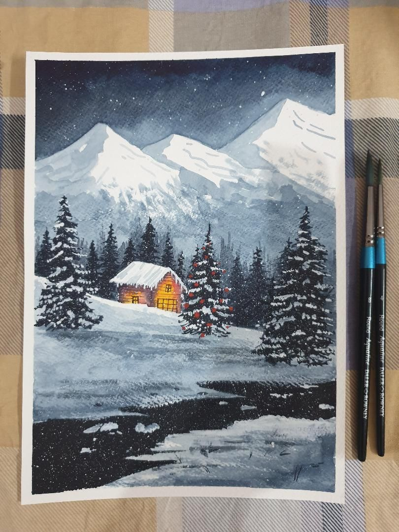 Let it snow !! - image 1 - student project