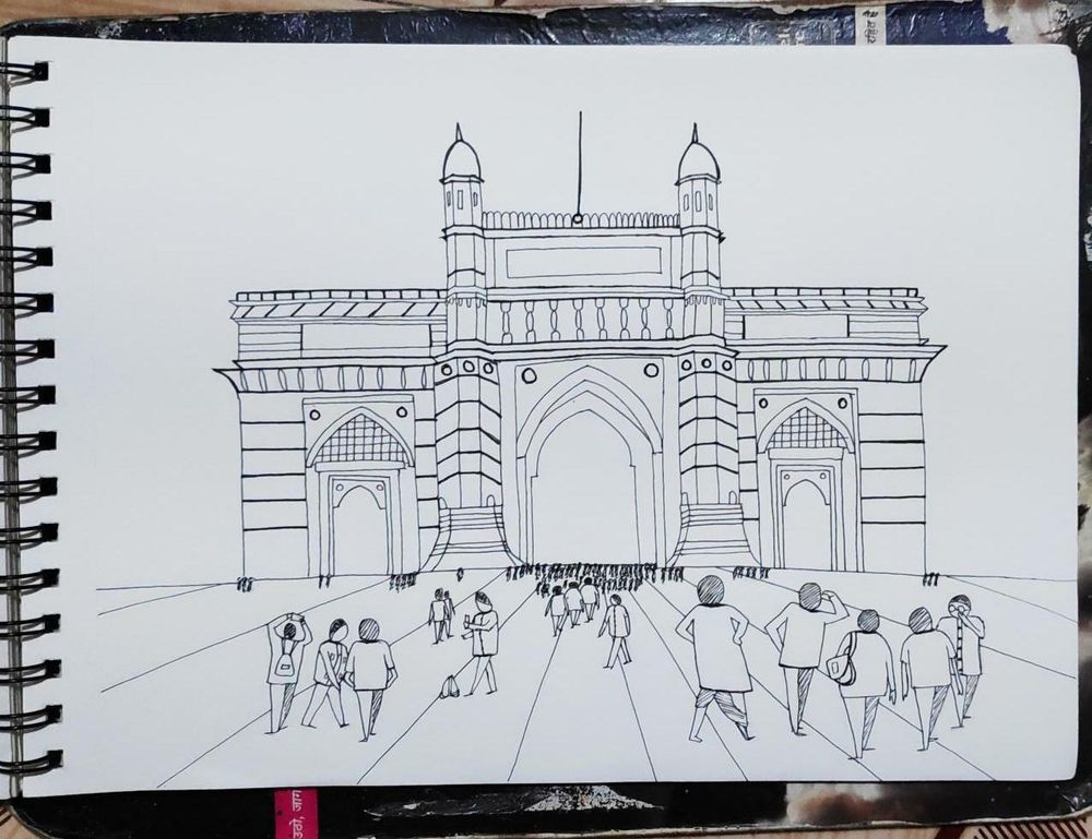 Gateway Of India Mumbai - Diksha More - image 1 - student project