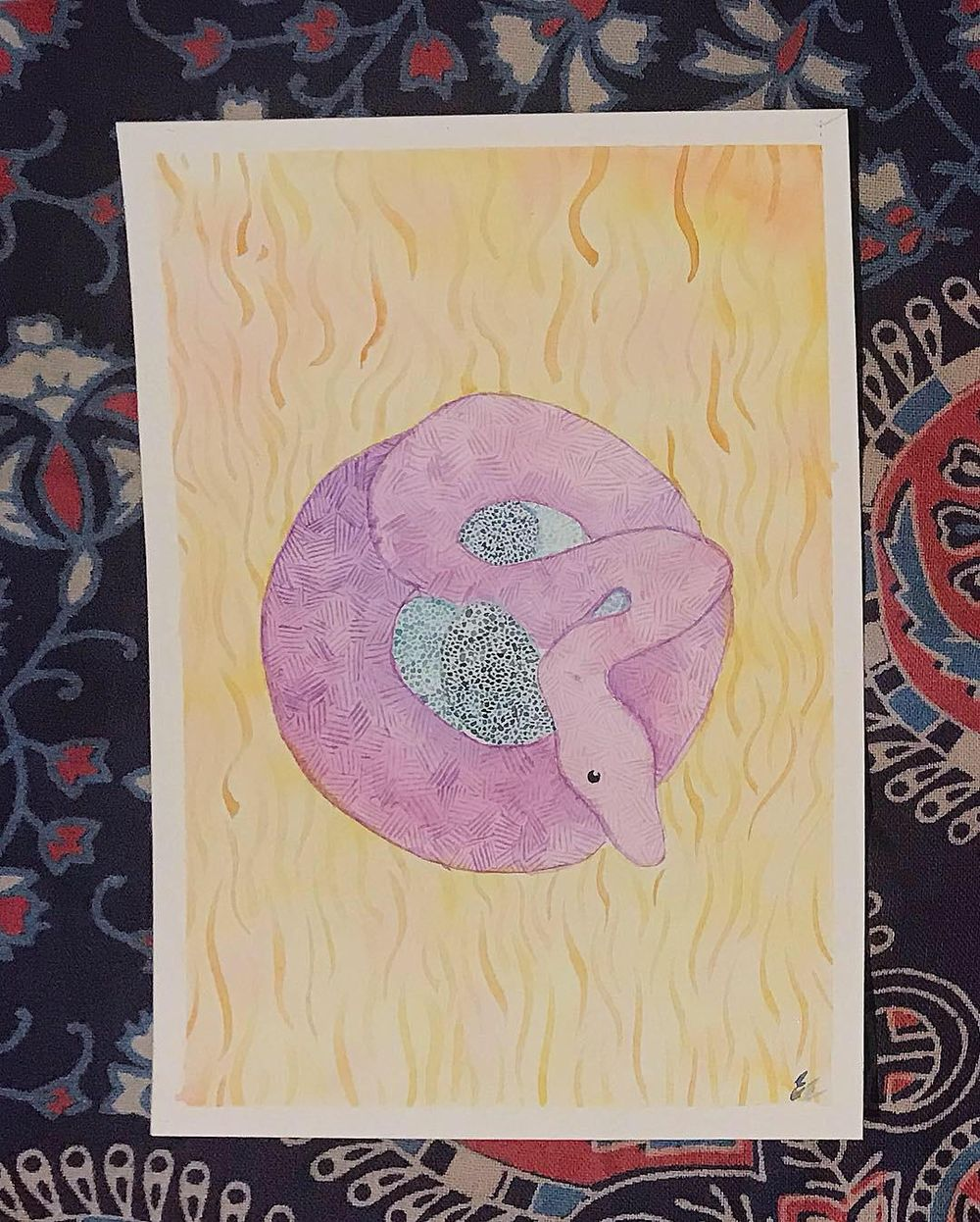 Metallic pythons and eggs - image 7 - student project