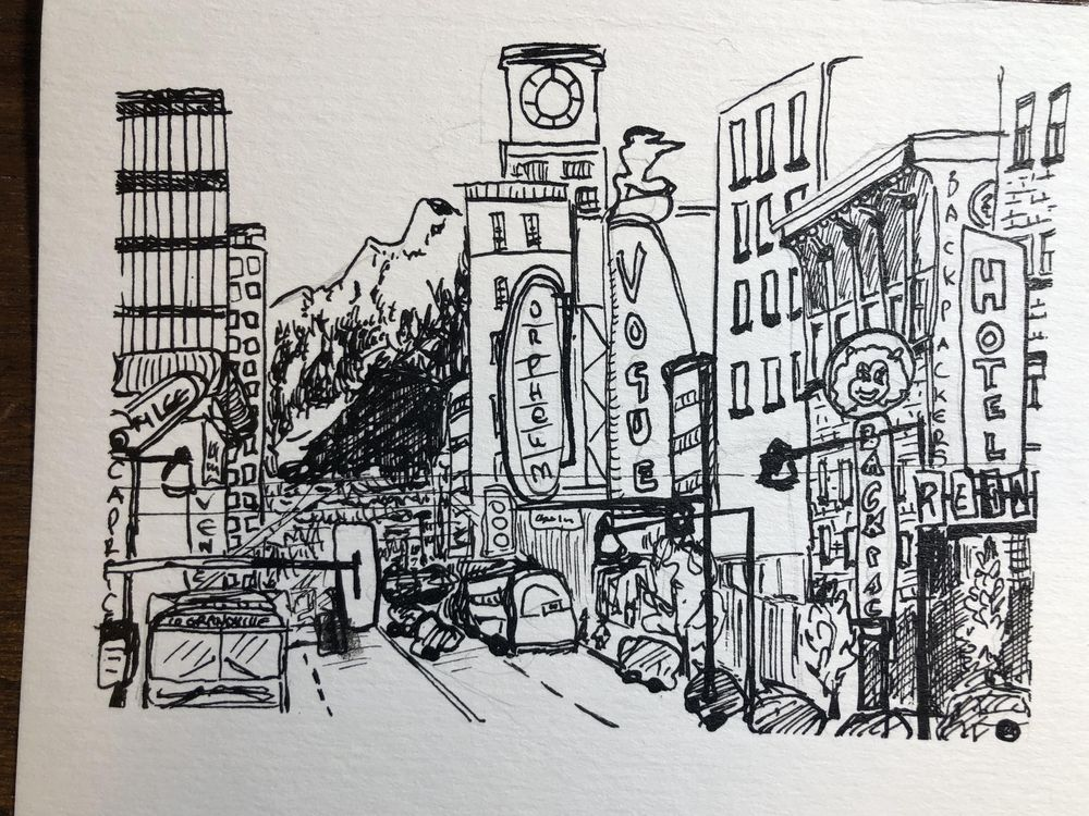 Greetings from Vancouver, BC - image 2 - student project