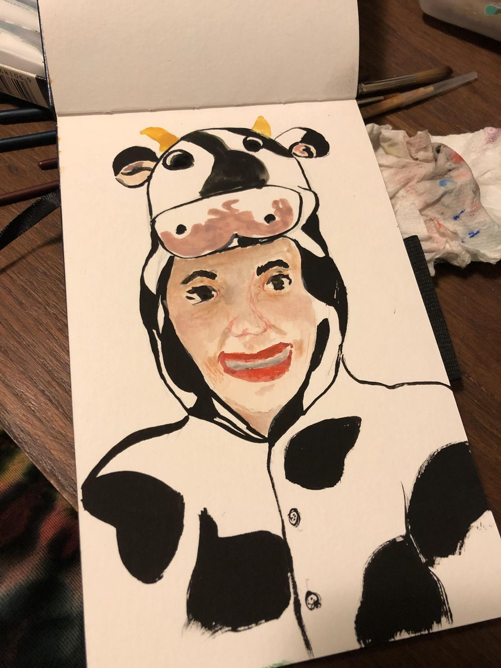 I love cows - image 1 - student project