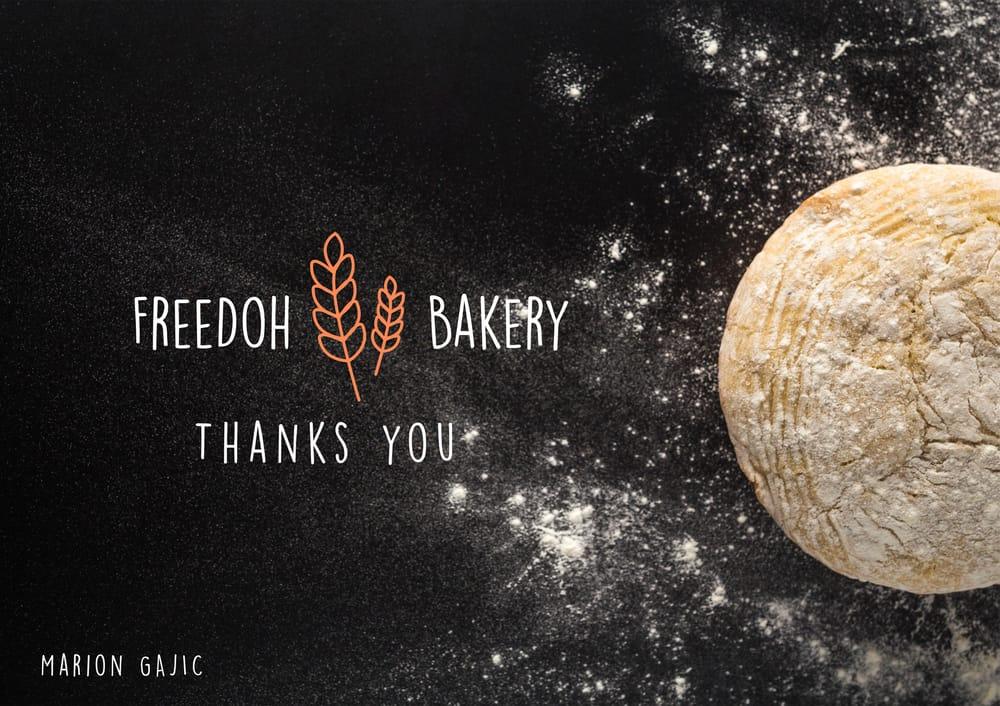 FreeDoh Bakery - image 14 - student project