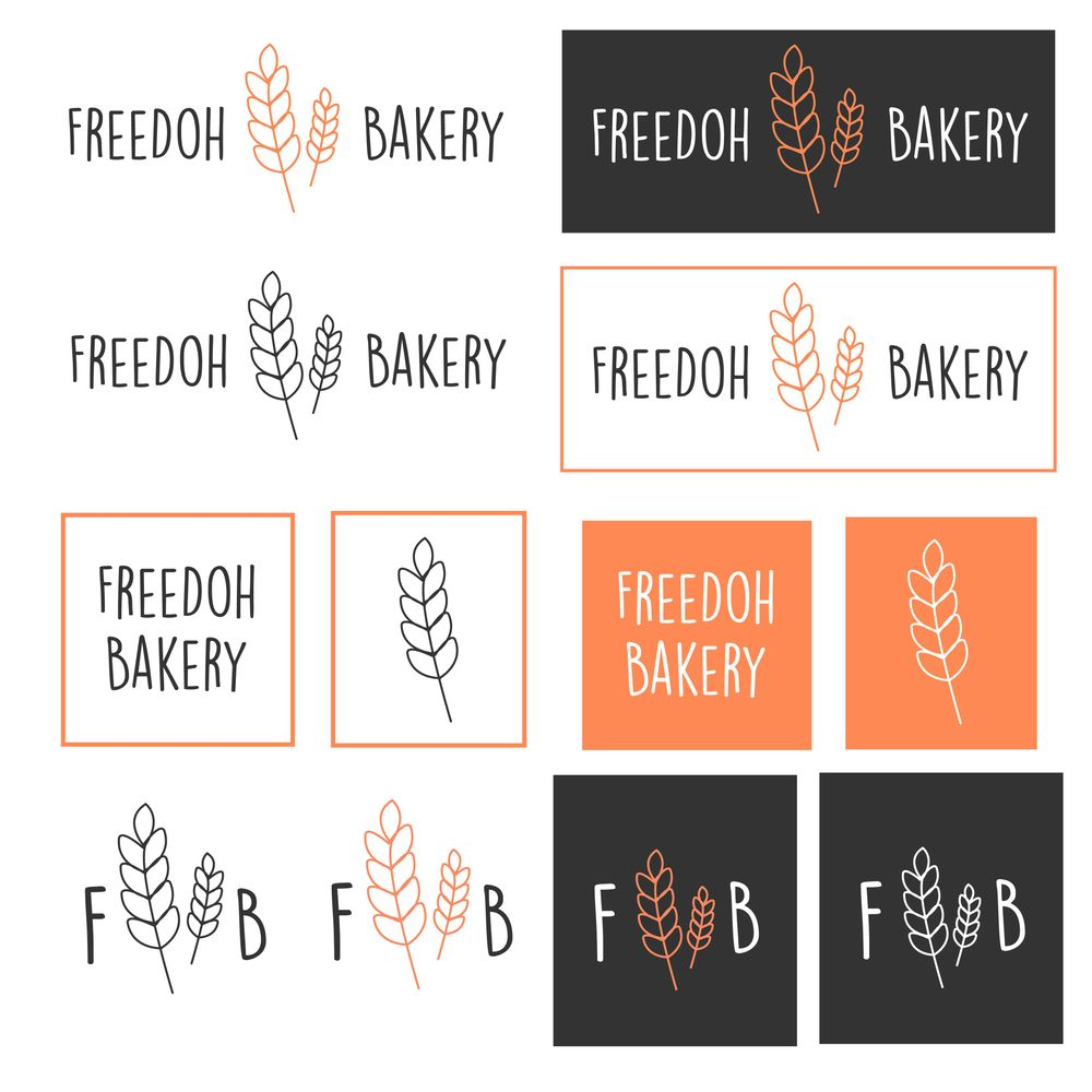 FreeDoh Bakery - image 4 - student project