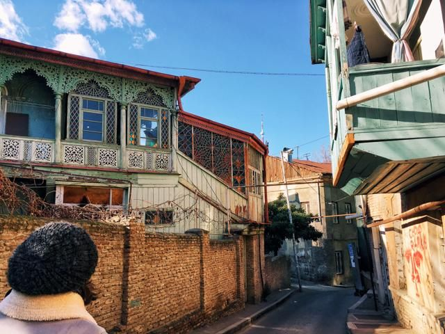Wanders around Tbilisi - image 1 - student project