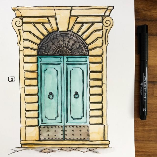 Door #3 (and #6 preview) - image 3 - student project