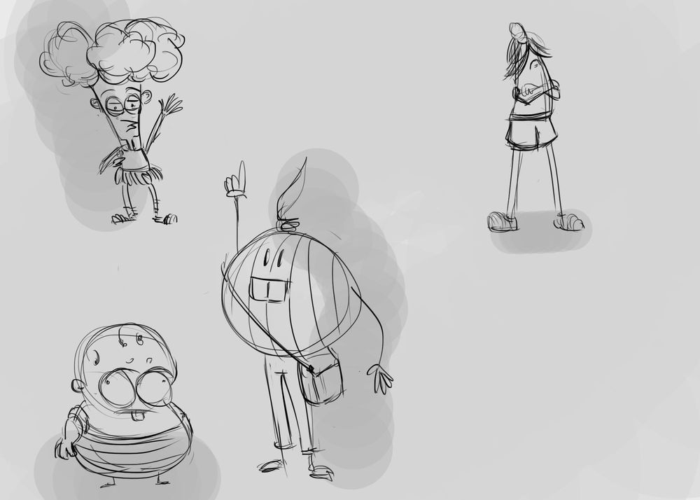 Lunch Time - image 3 - student project