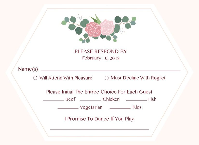 May Wedding Invites - image 14 - student project