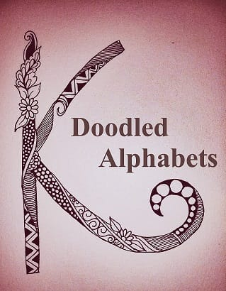 Doodled Alphabets - image 1 - student project
