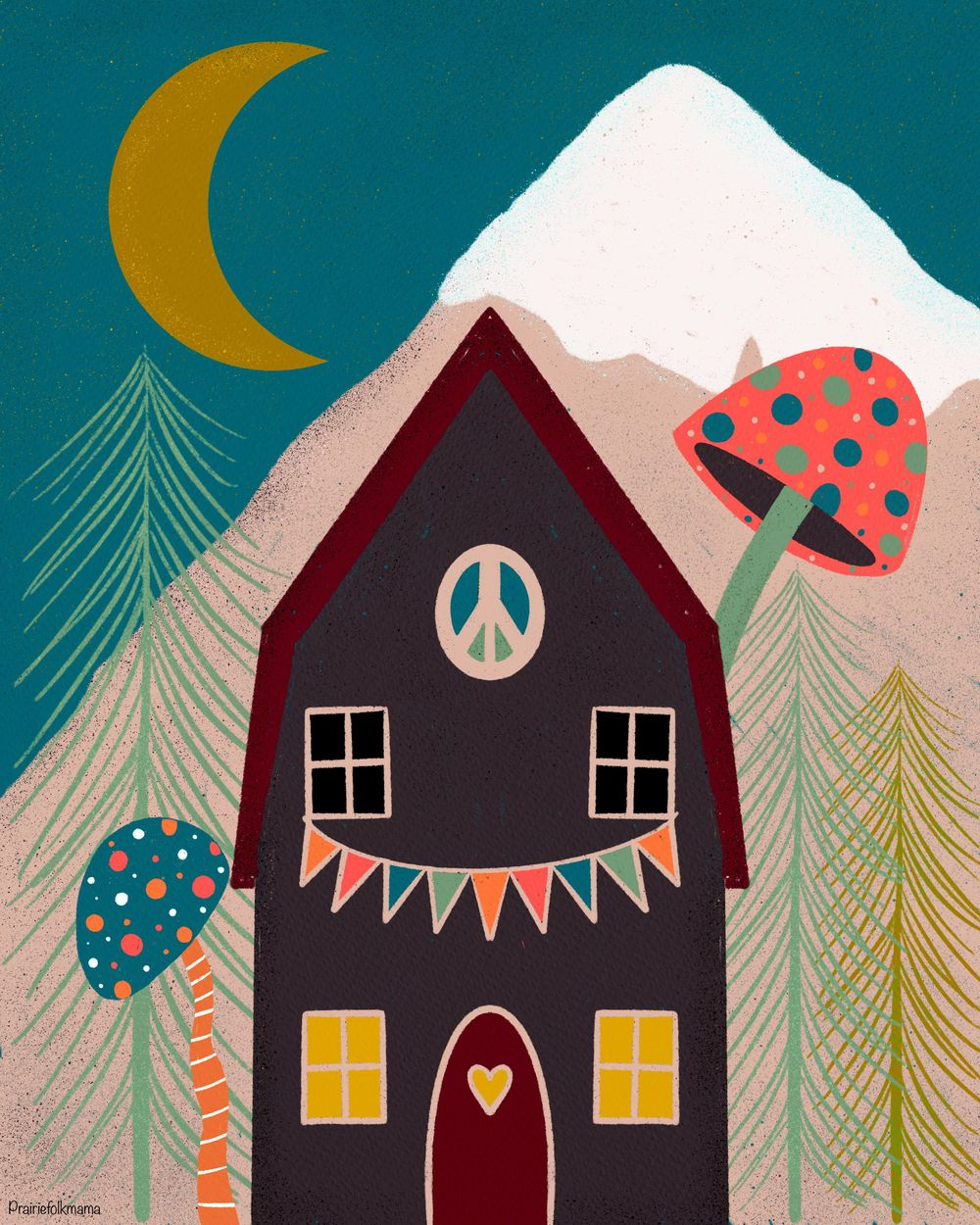 Happy Vibes Cabin - image 1 - student project