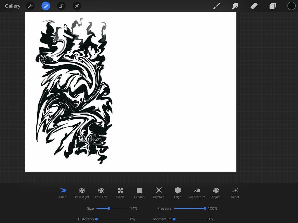 Procreate is amazing - image 2 - student project