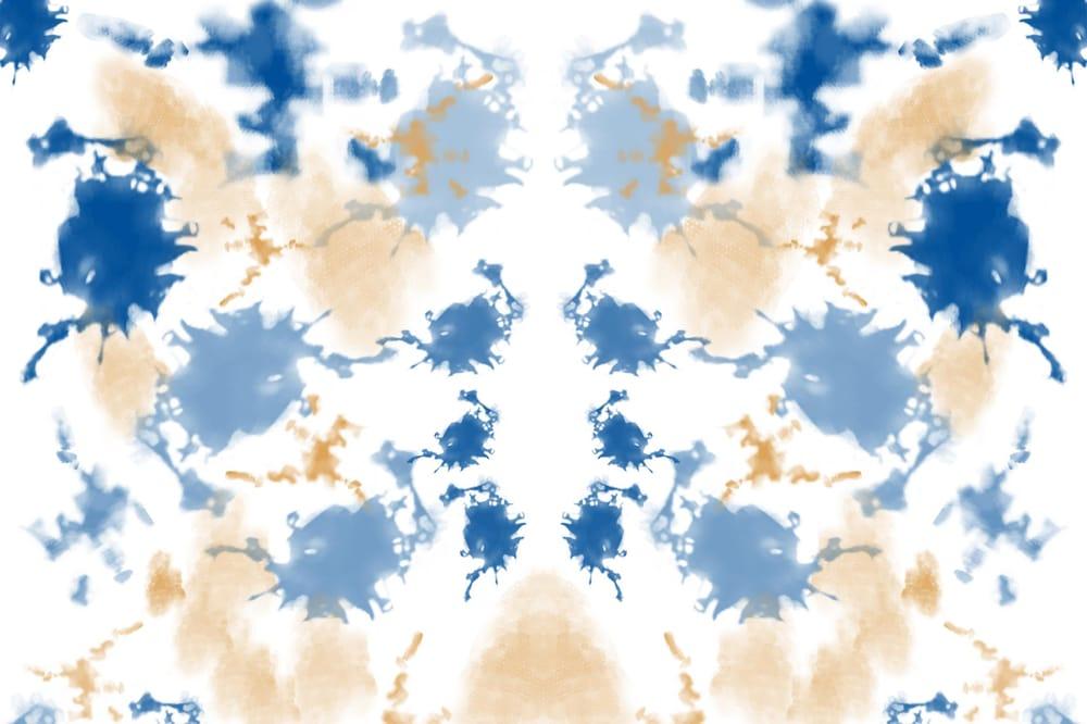 My Digital Tie-Dye Pattern - image 2 - student project