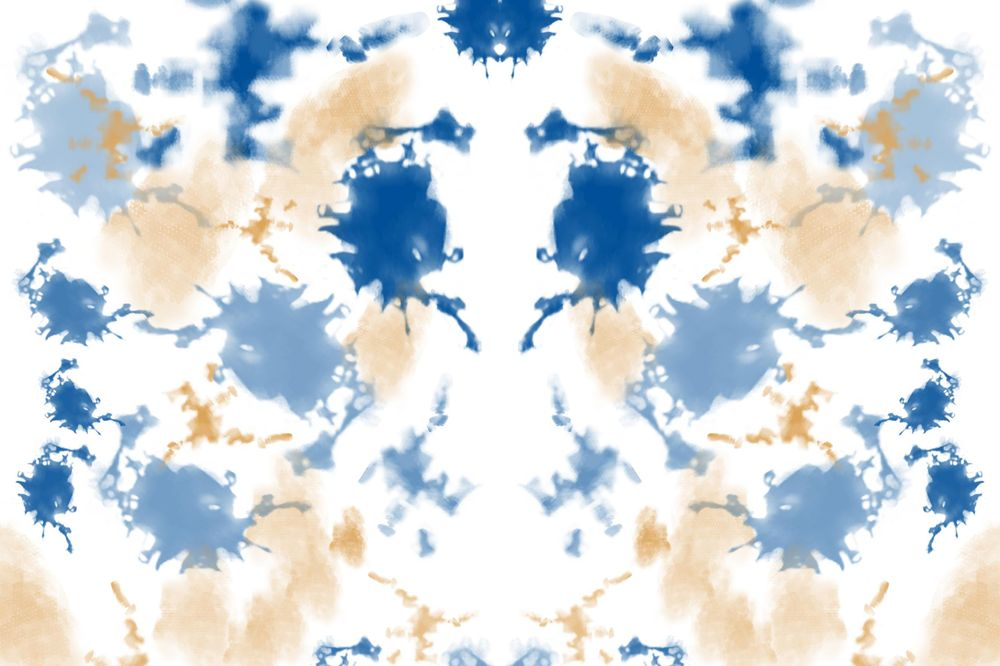 My Digital Tie-Dye Pattern - image 1 - student project