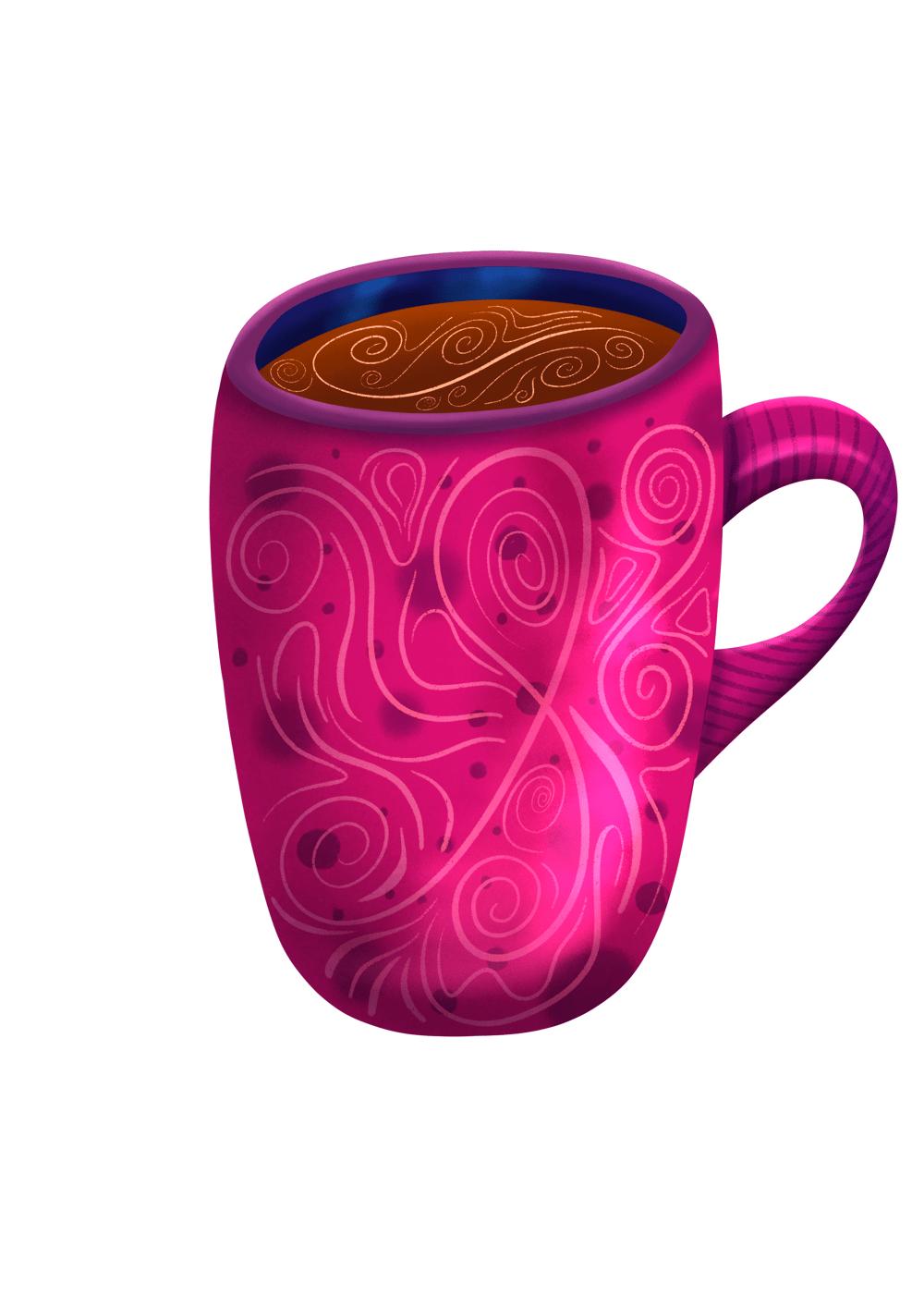 My Mug - image 1 - student project