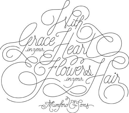 """""""With Grace in your Heart and Flowers in your Hair"""" - image 4 - student project"""