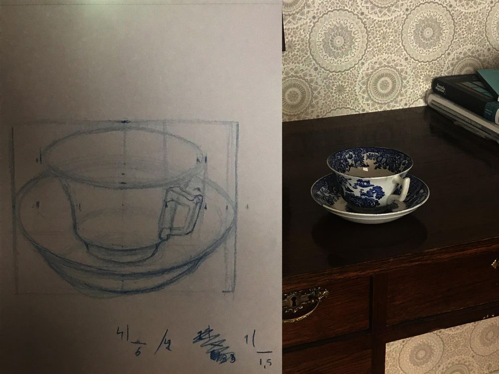 Measuring & Proportion Assignments - image 2 - student project