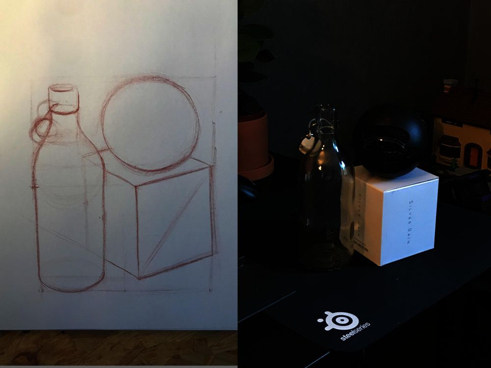 Measuring & Proportion Assignments - image 6 - student project