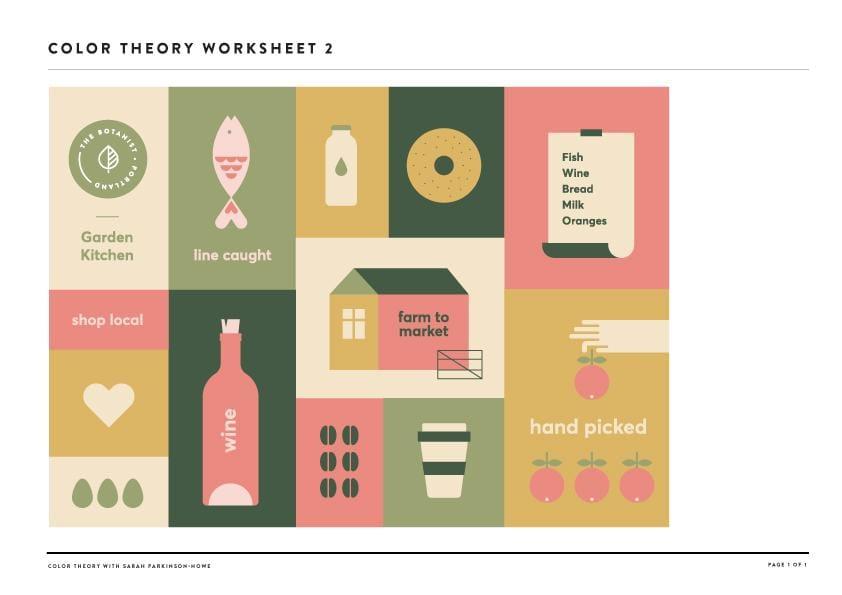 Color studies - image 2 - student project