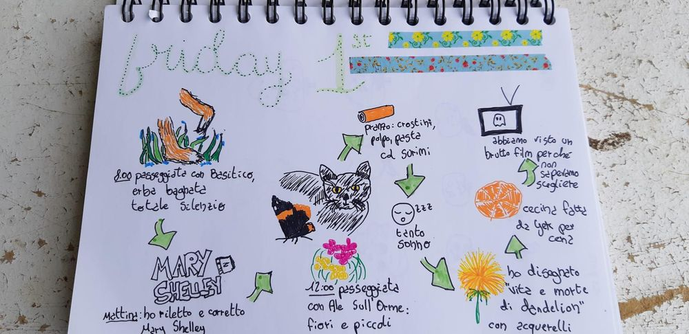 Visual journal - image 2 - student project