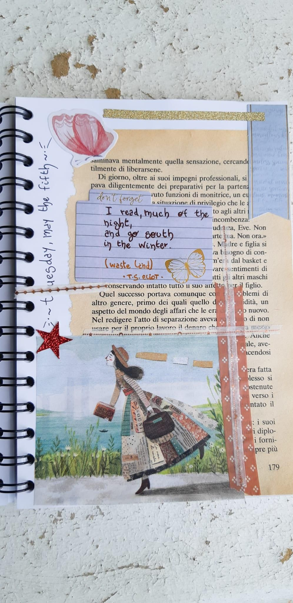 Visual journal - image 1 - student project
