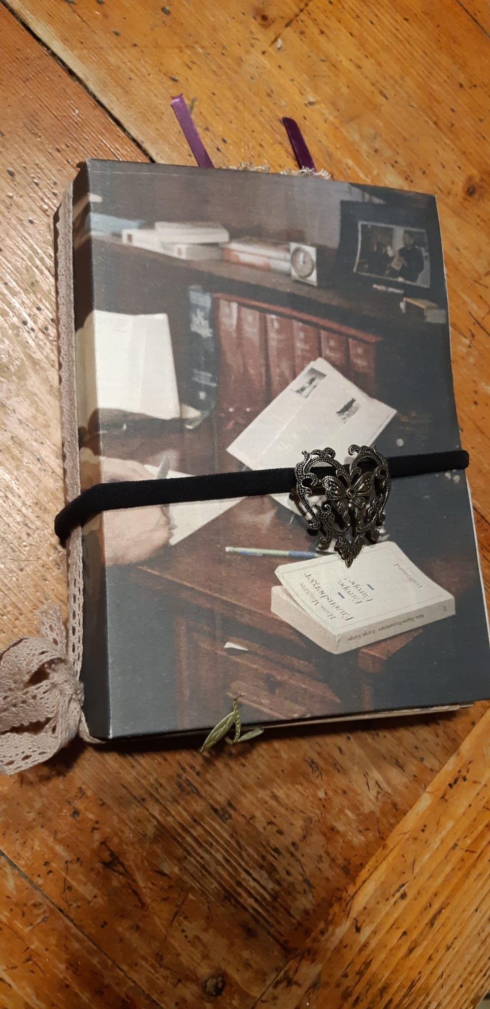 Junk Journal: memories - image 7 - student project