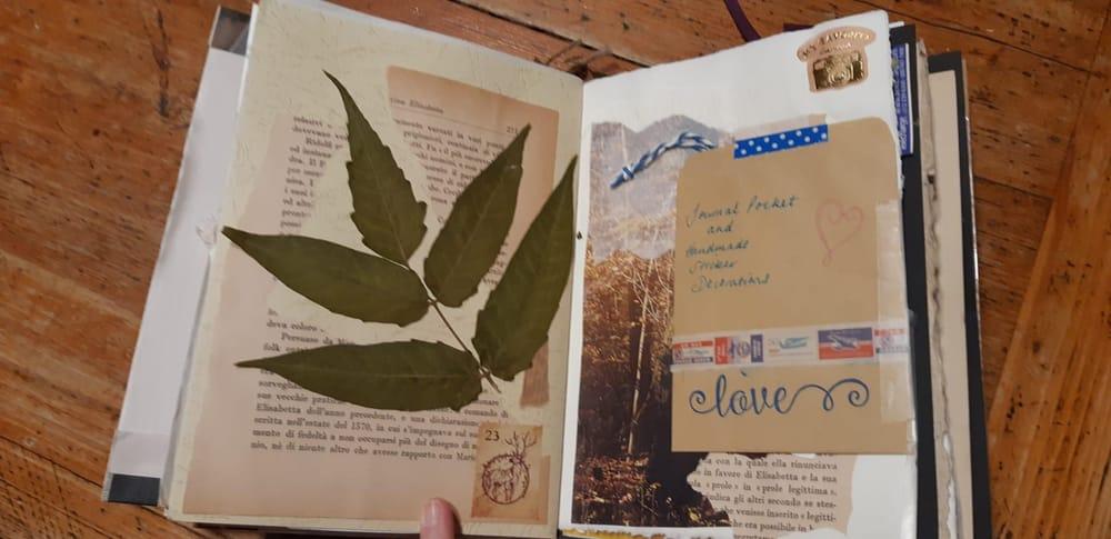 Junk Journal: memories - image 2 - student project