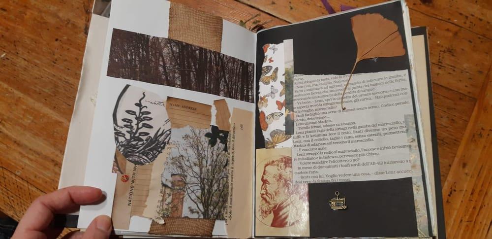 Junk Journal: memories - image 3 - student project