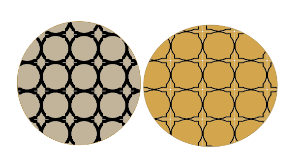 simple geometric pattern - image 1 - student project