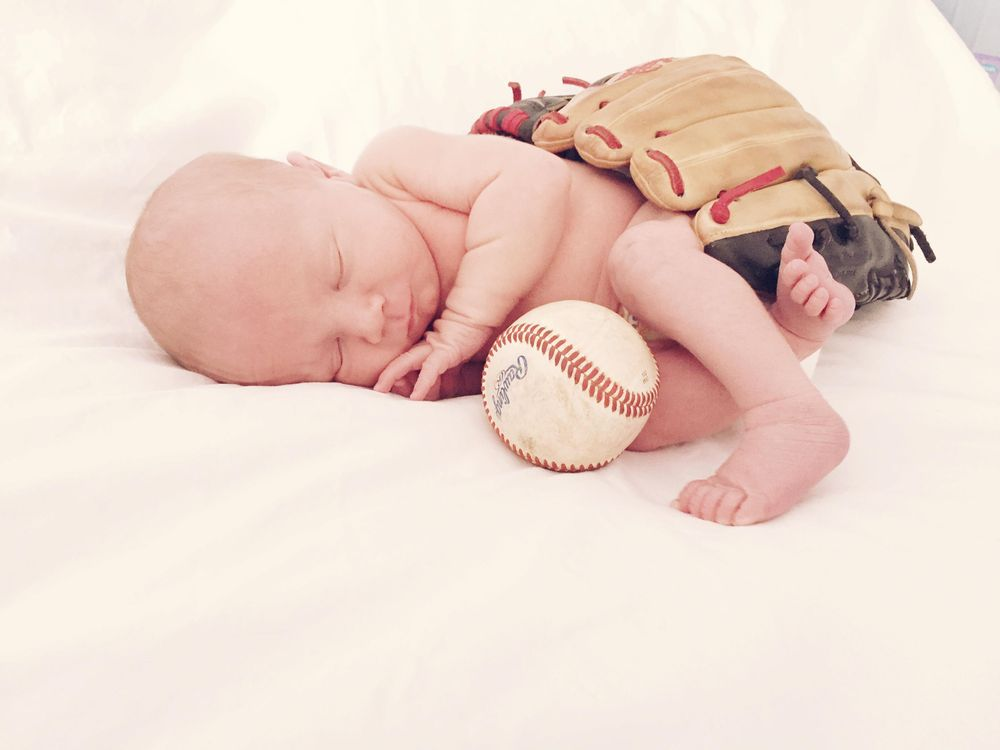 My Nephew's Newborn Photos - image 1 - student project