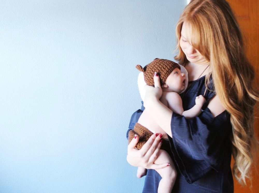 My Nephew's Newborn Photos - image 7 - student project