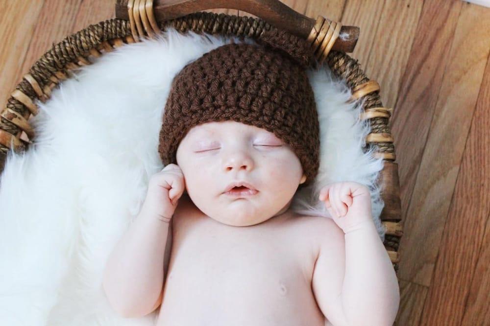 My Nephew's Newborn Photos - image 4 - student project