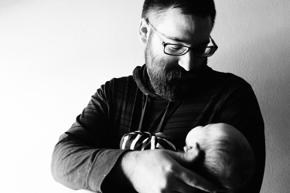 My Nephew's Newborn Photos - image 17 - student project