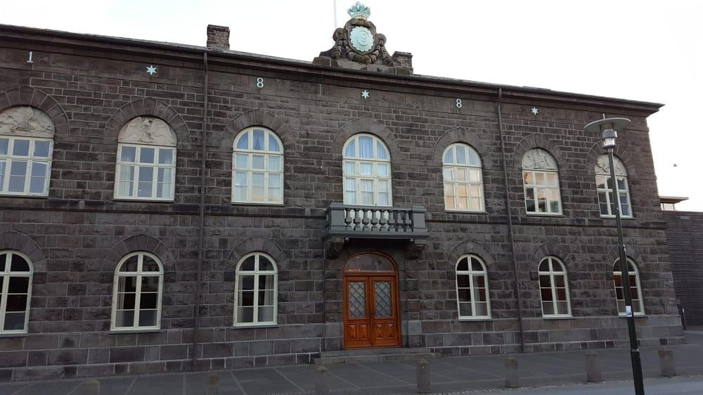 Parliament House, Reykjavik - image 2 - student project