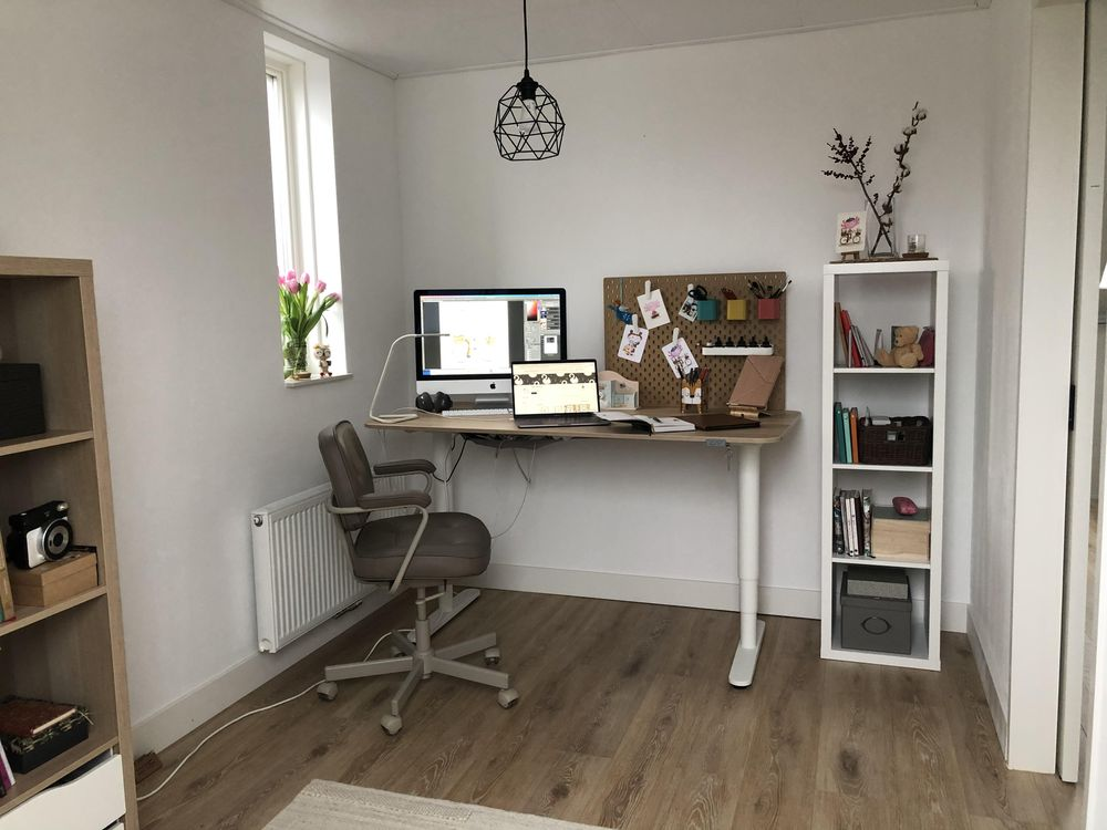 My workspace - image 1 - student project