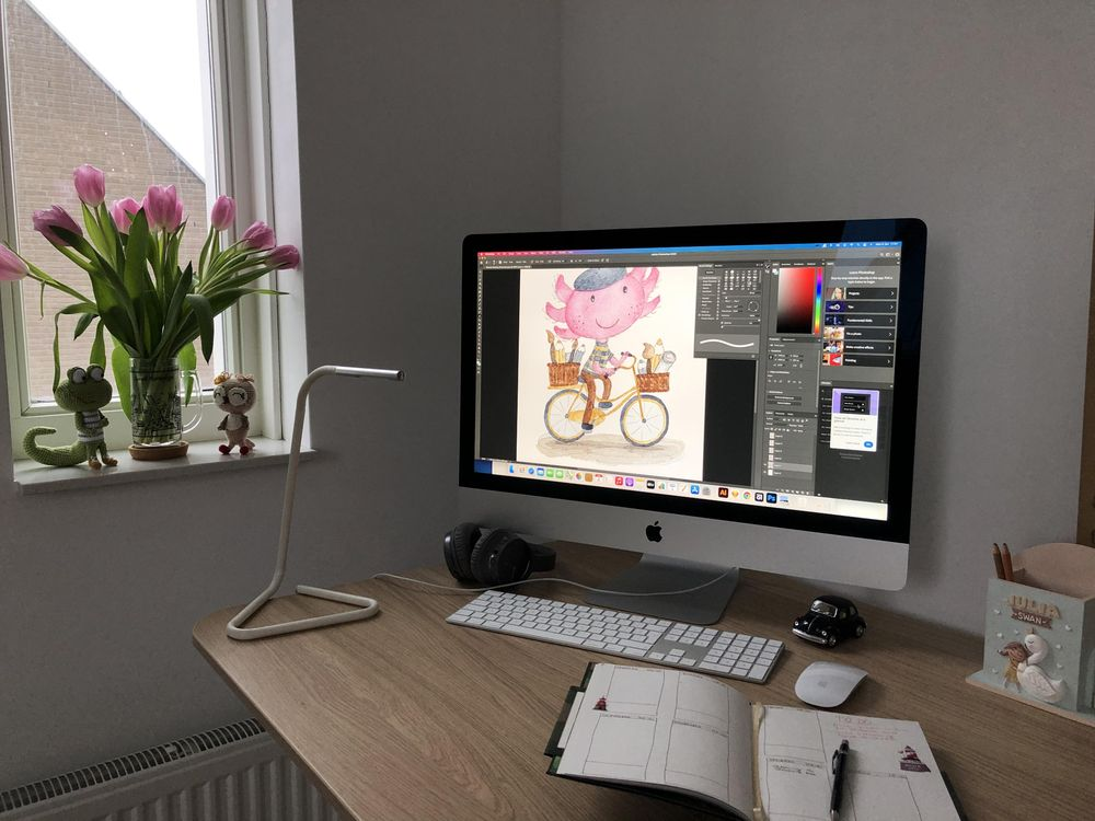 My workspace - image 5 - student project
