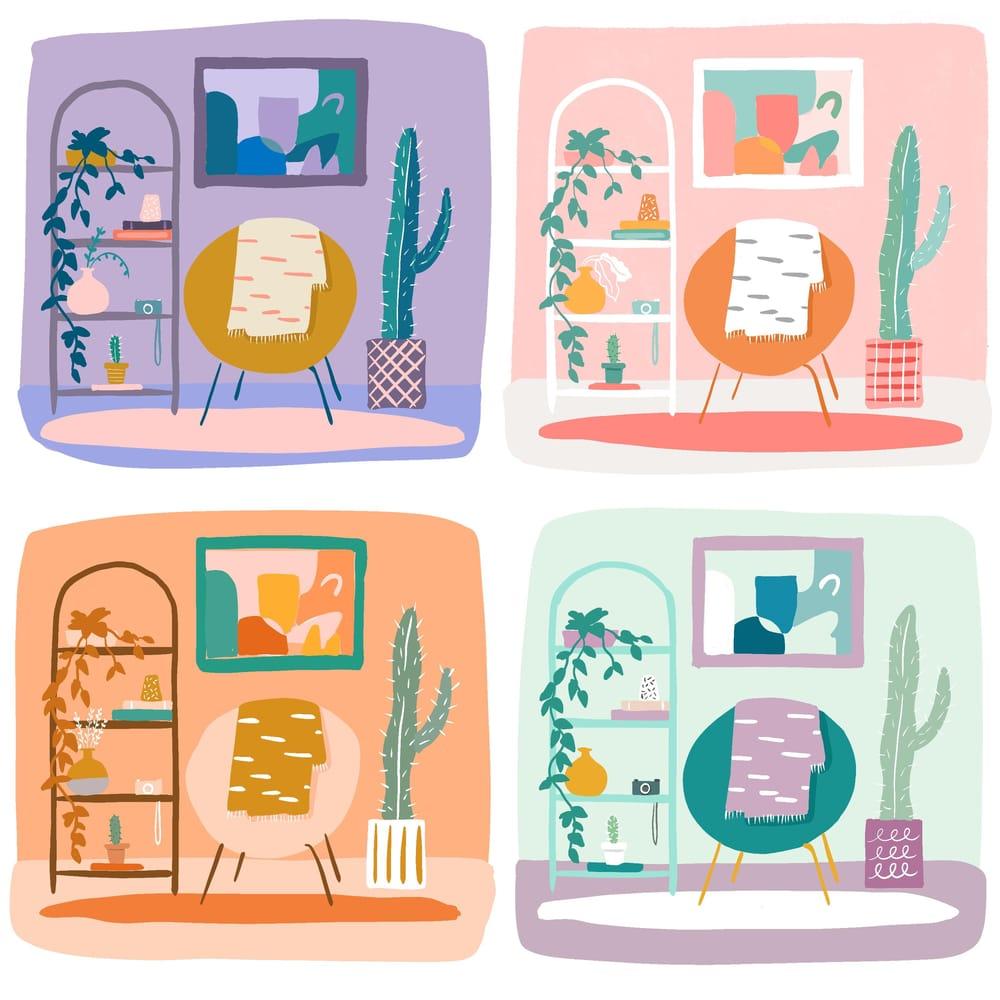 Colour me Happy - image 1 - student project
