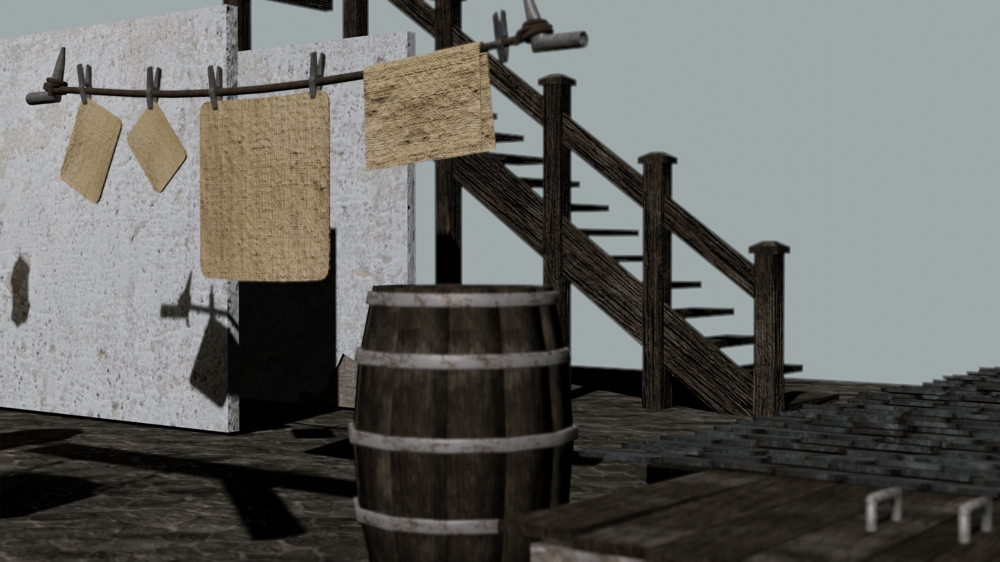 Escena Medieval - image 3 - student project