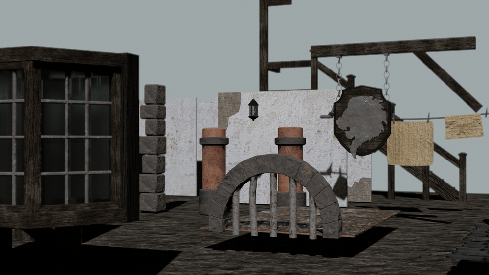 Escena Medieval - image 2 - student project