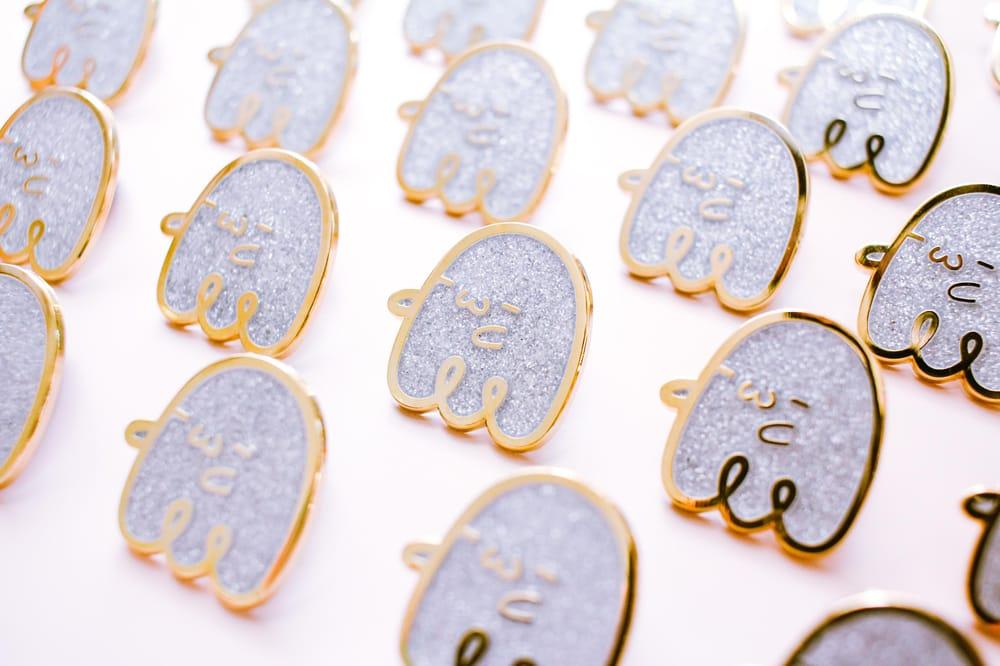 Halloween Enamel Pin Series - image 3 - student project