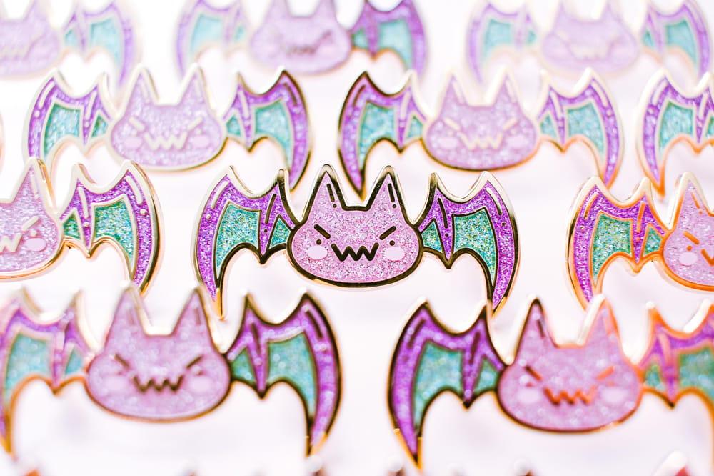 Halloween Enamel Pin Series - image 4 - student project