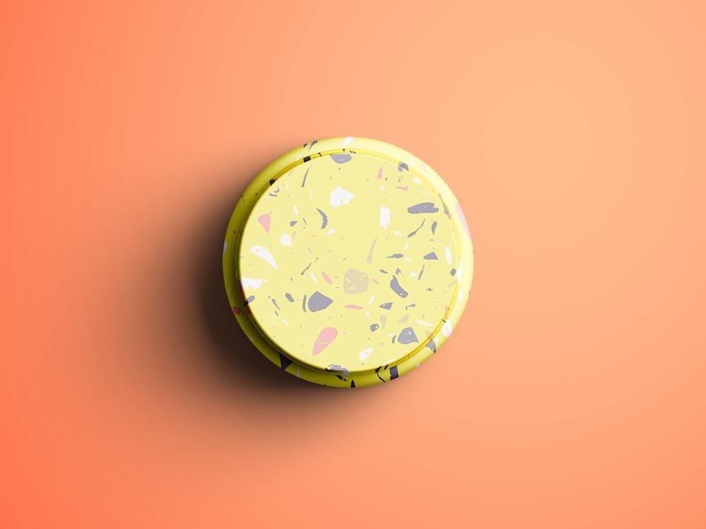Brighten Your Face Terrazzo Cream - image 4 - student project