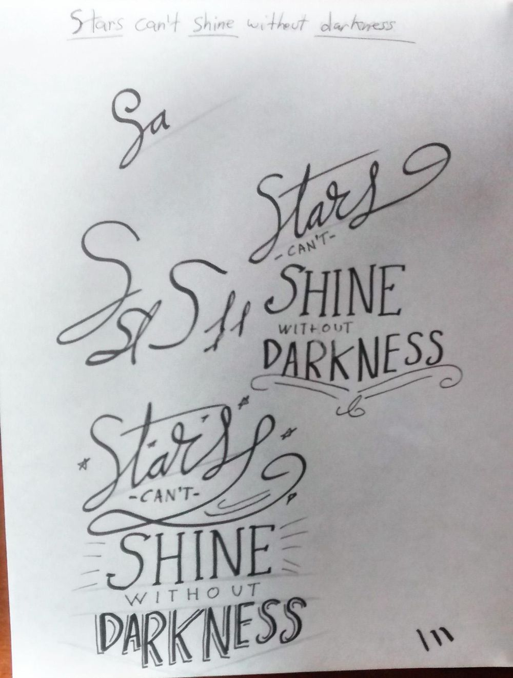 Stars - image 1 - student project